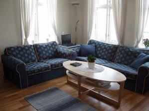 Obývací pokoj...