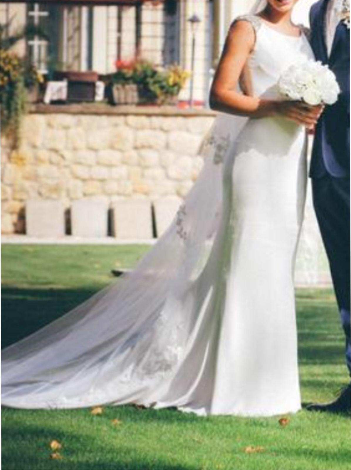 Svadobné šaty Pronovias - Obrázok č. 1