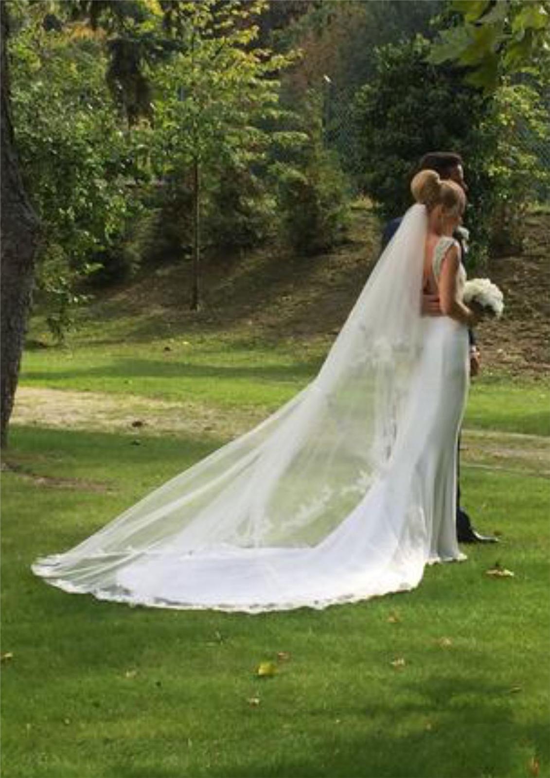 Svadobné šaty Pronovias - Obrázok č. 3