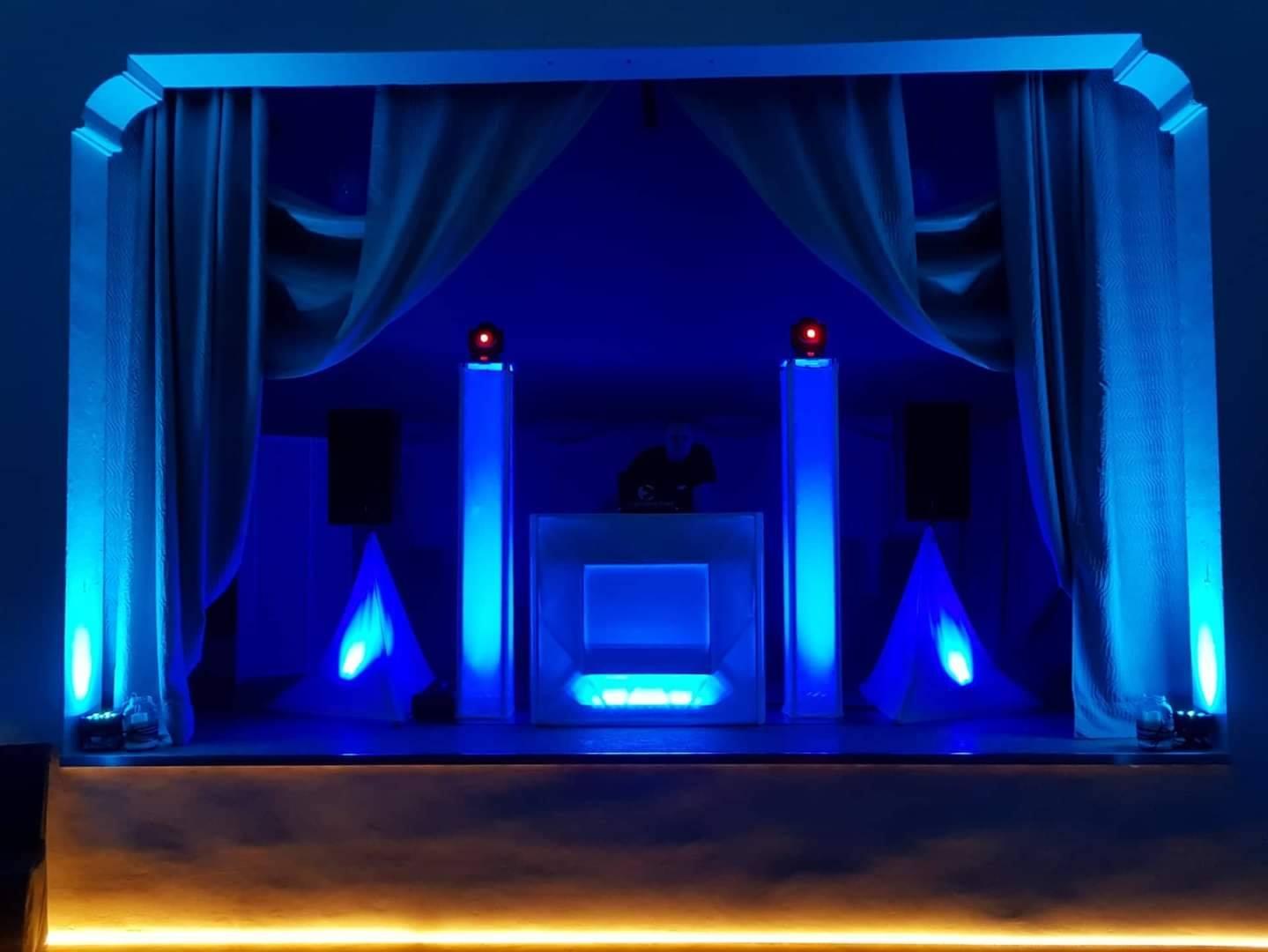 kv_production_slovensko - Nová stage-  pre VIP svadby