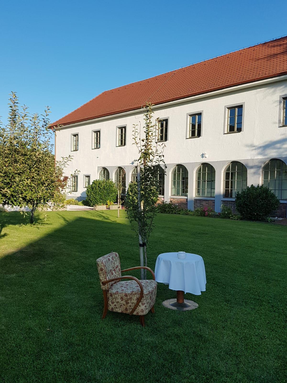 Svadba vo Wiegerovej vile - Wiegerova vila- exteriér