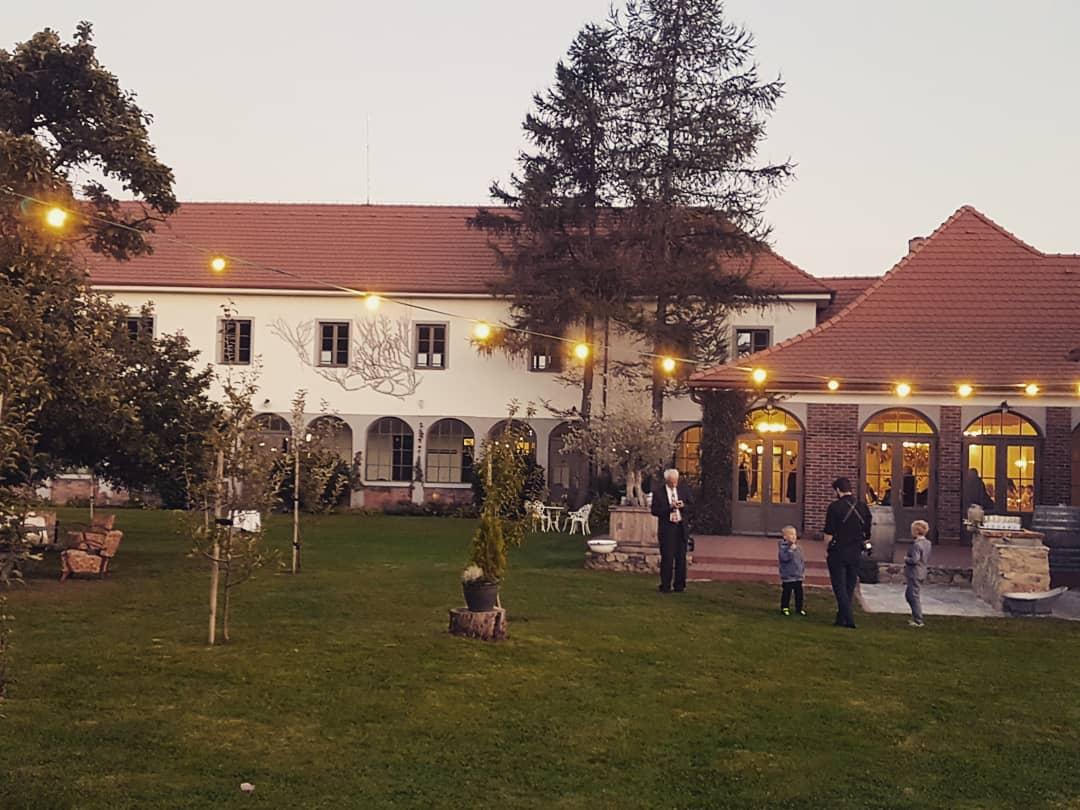 Svadba vo Wiegerovej vile - Wiegerova vila