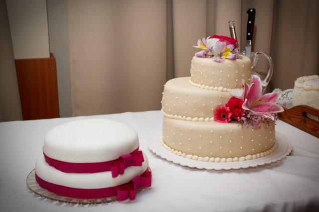 Zdenka Fedakova{{_AND_}}Peter Polacko - Malu tortu robila moja druzicka, ta z cukrarne sa podla mna moze schovat.