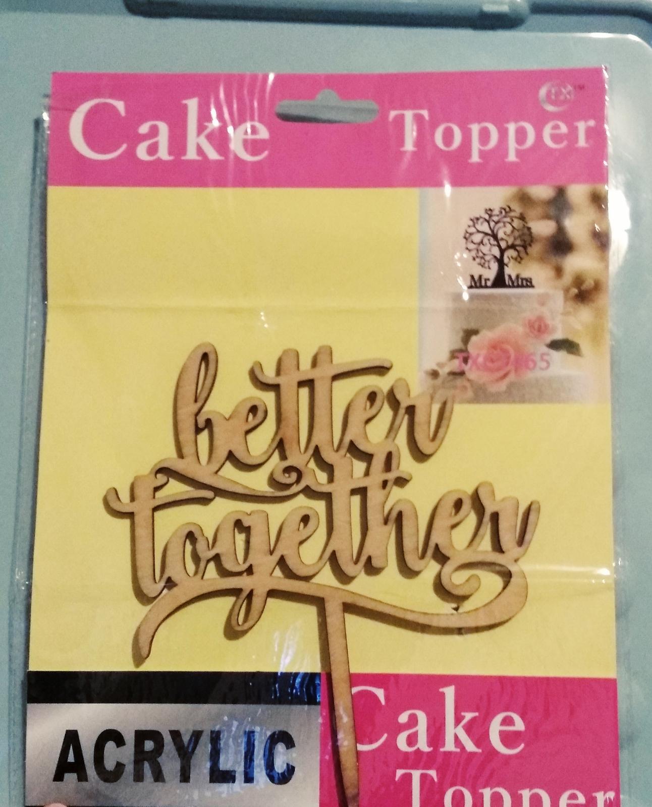 Zapich na tortu -lepsie spolu - Obrázok č. 2