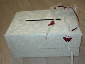 vyrobené ze staré krabice :o))))))))