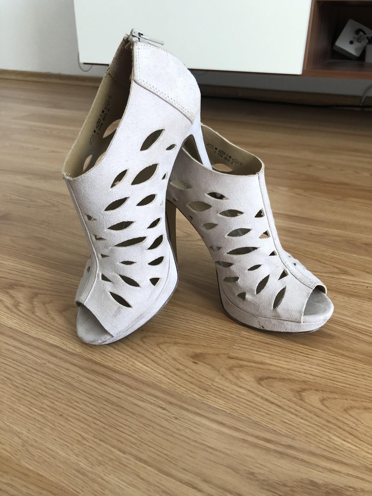 Smotanove sandalky - Obrázok č. 2