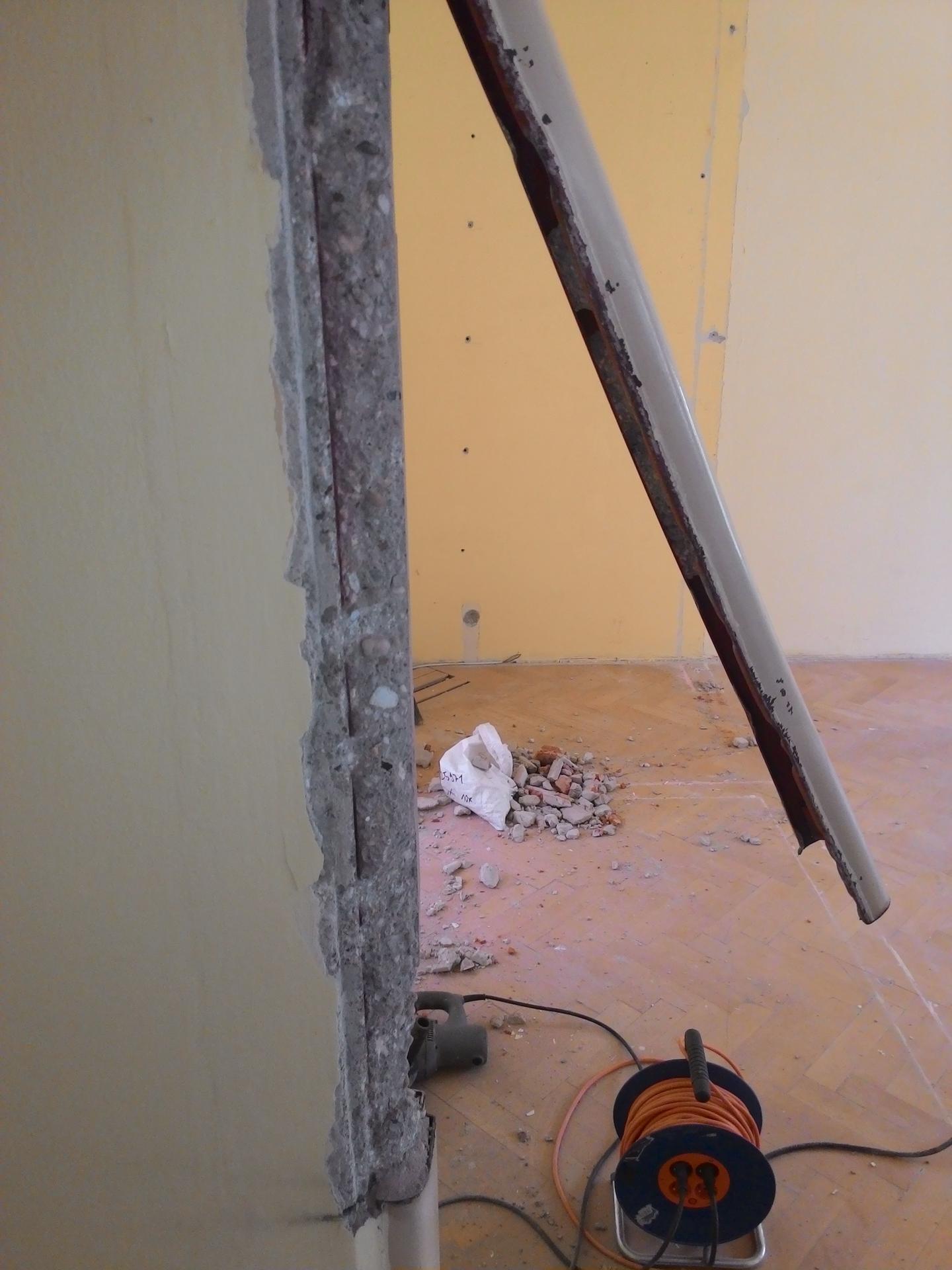 Kompletná rekonštrukcia bytu - Obrázok č. 35