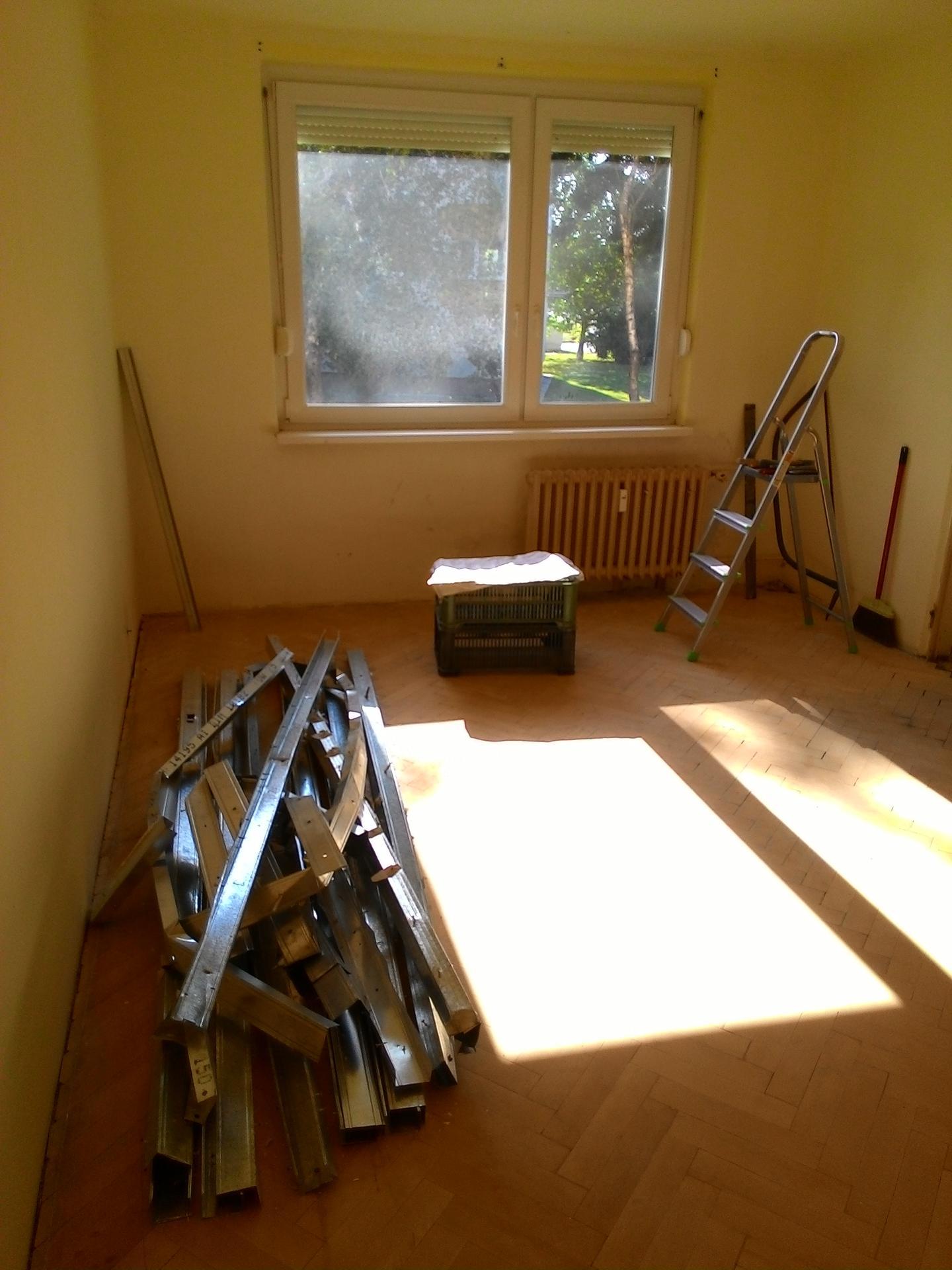 Kompletná rekonštrukcia bytu - Obrázok č. 27
