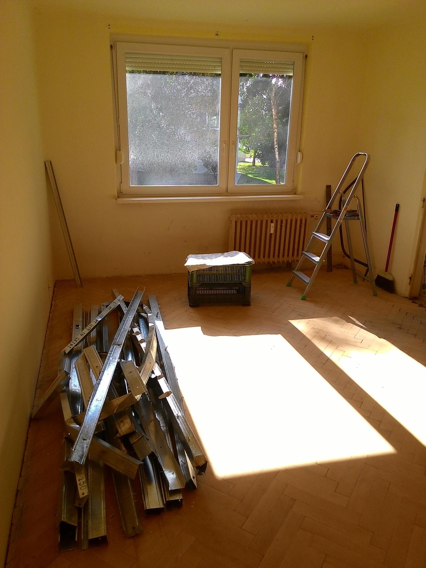 Kompletná rekonštrukcia bytu - Obrázok č. 28