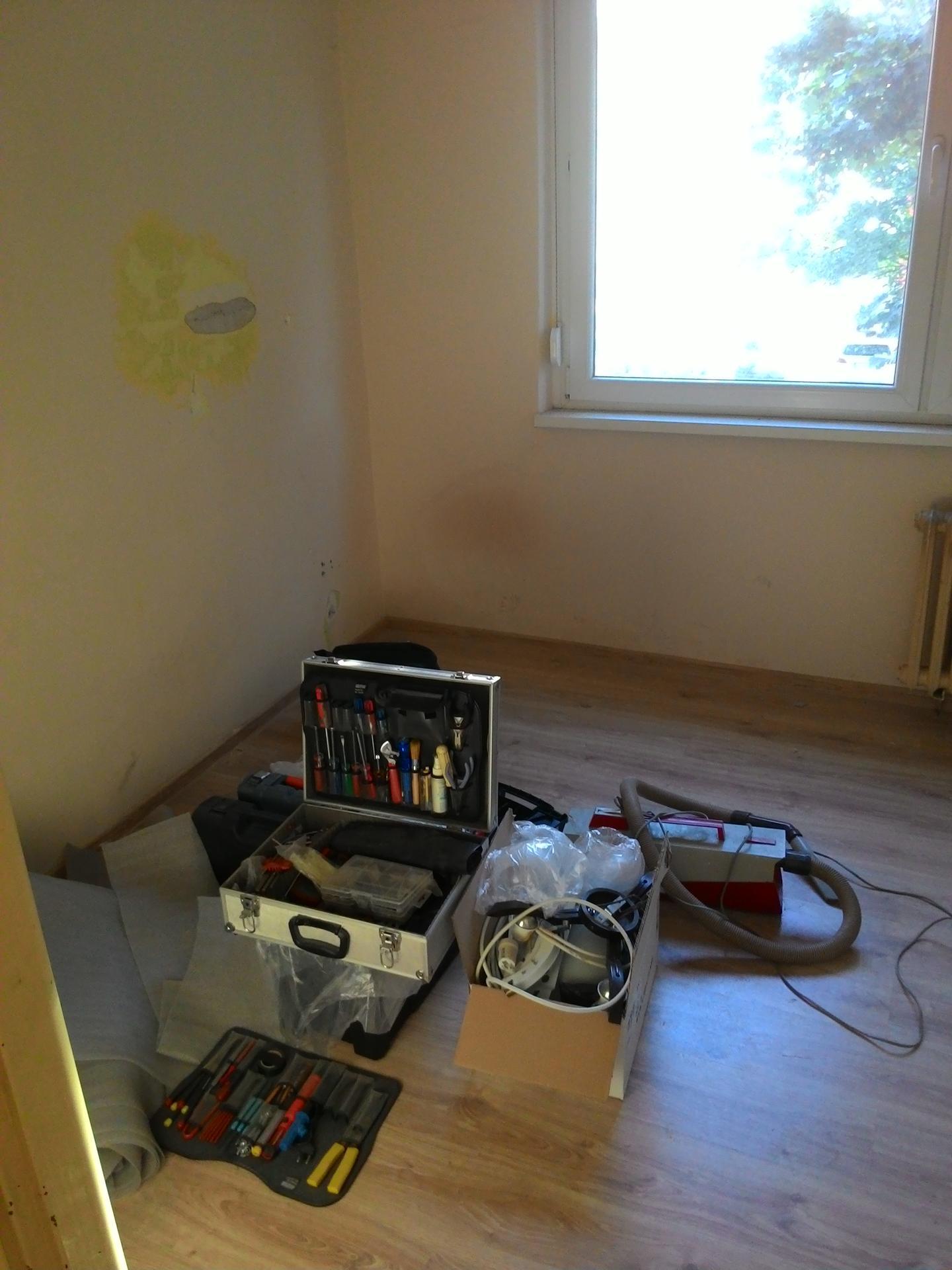 Kompletná rekonštrukcia bytu - Obrázok č. 25