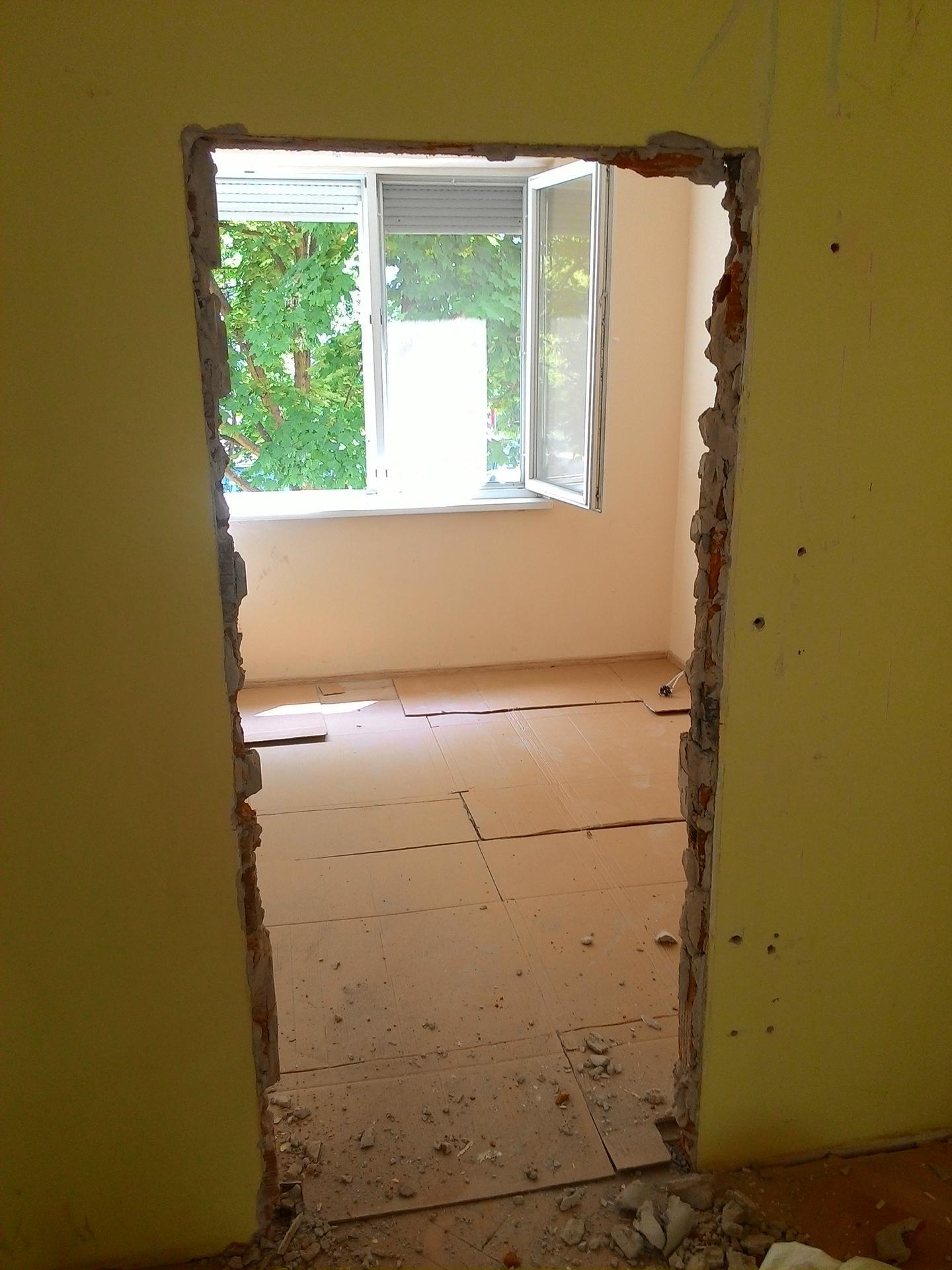 Kompletná rekonštrukcia bytu - Obrázok č. 37