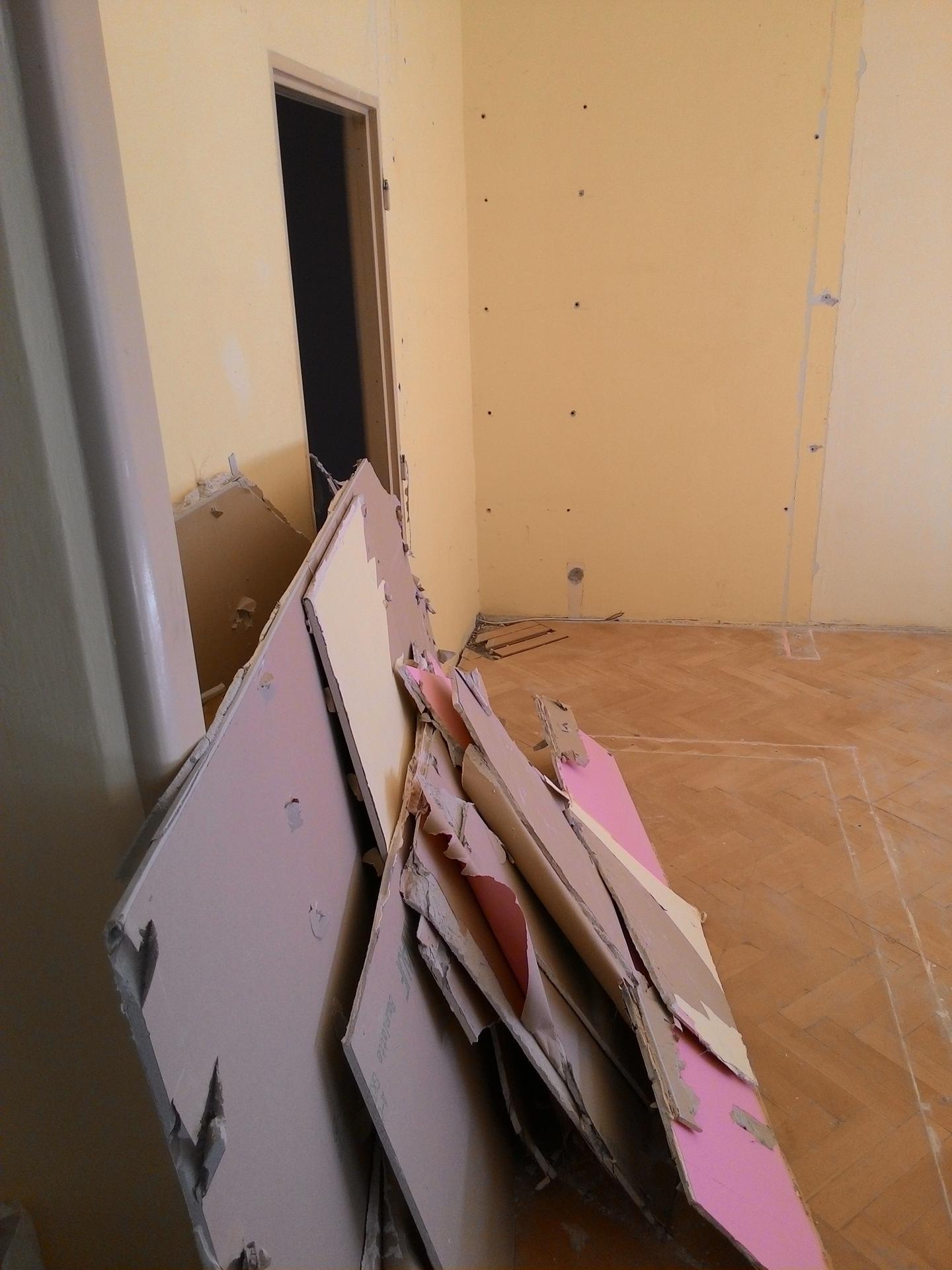 Kompletná rekonštrukcia bytu - Obrázok č. 26