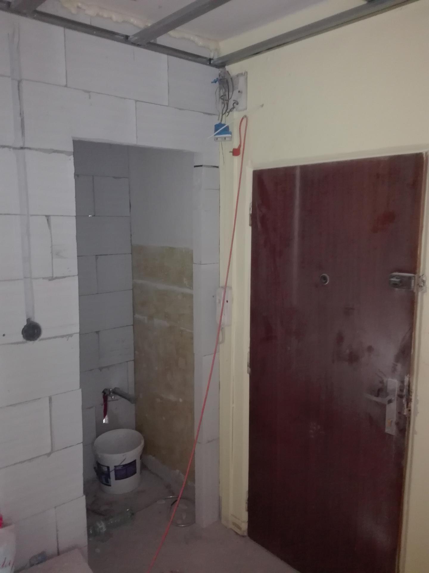 Kompletná rekonštrukcia bytu - Obrázok č. 38