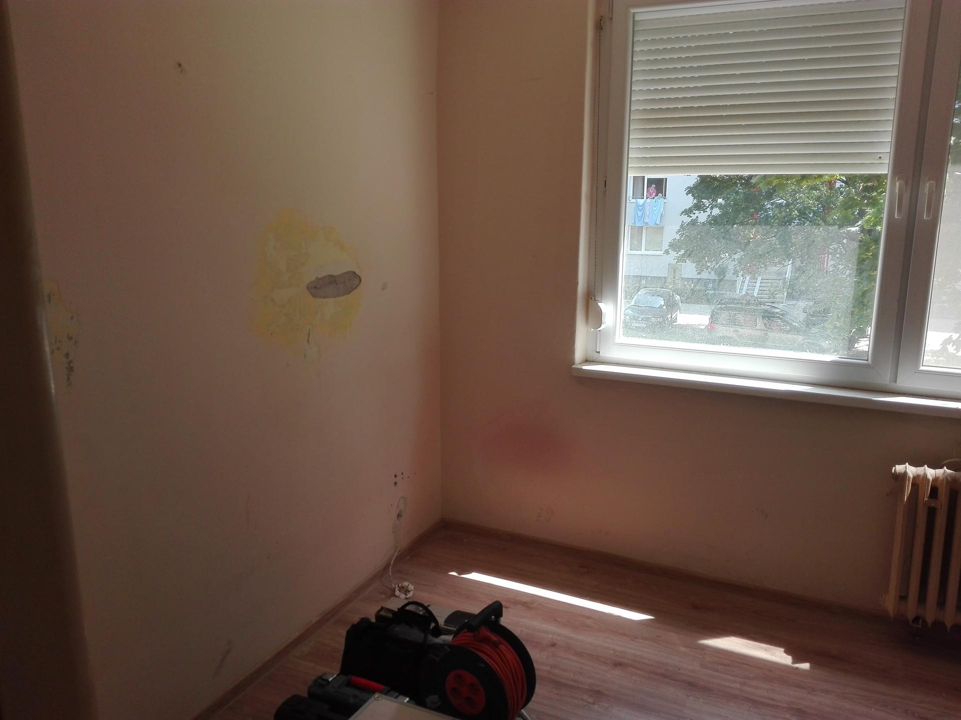 Kompletná rekonštrukcia bytu - Obrázok č. 7