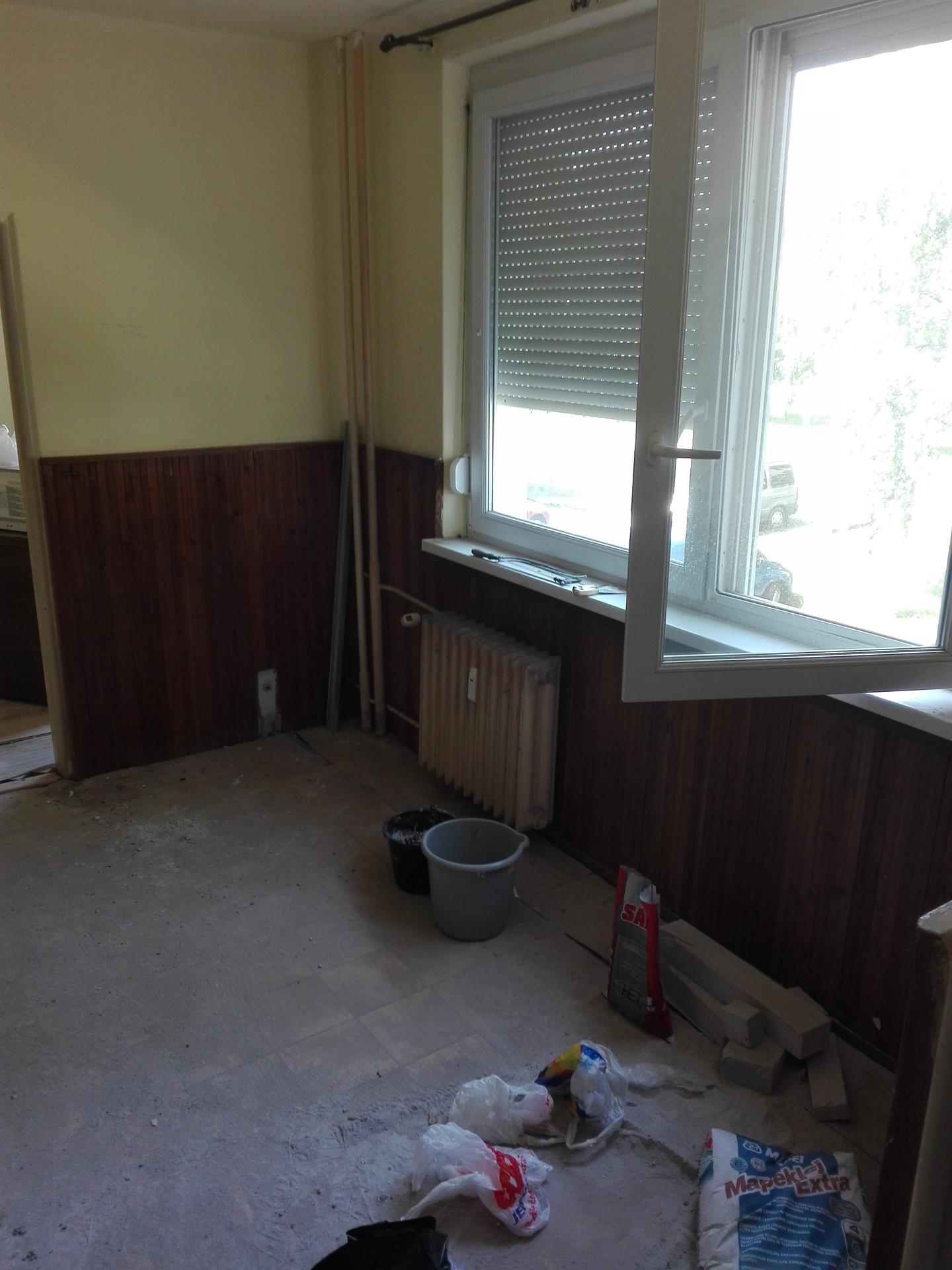 Kompletná rekonštrukcia bytu - Obrázok č. 15