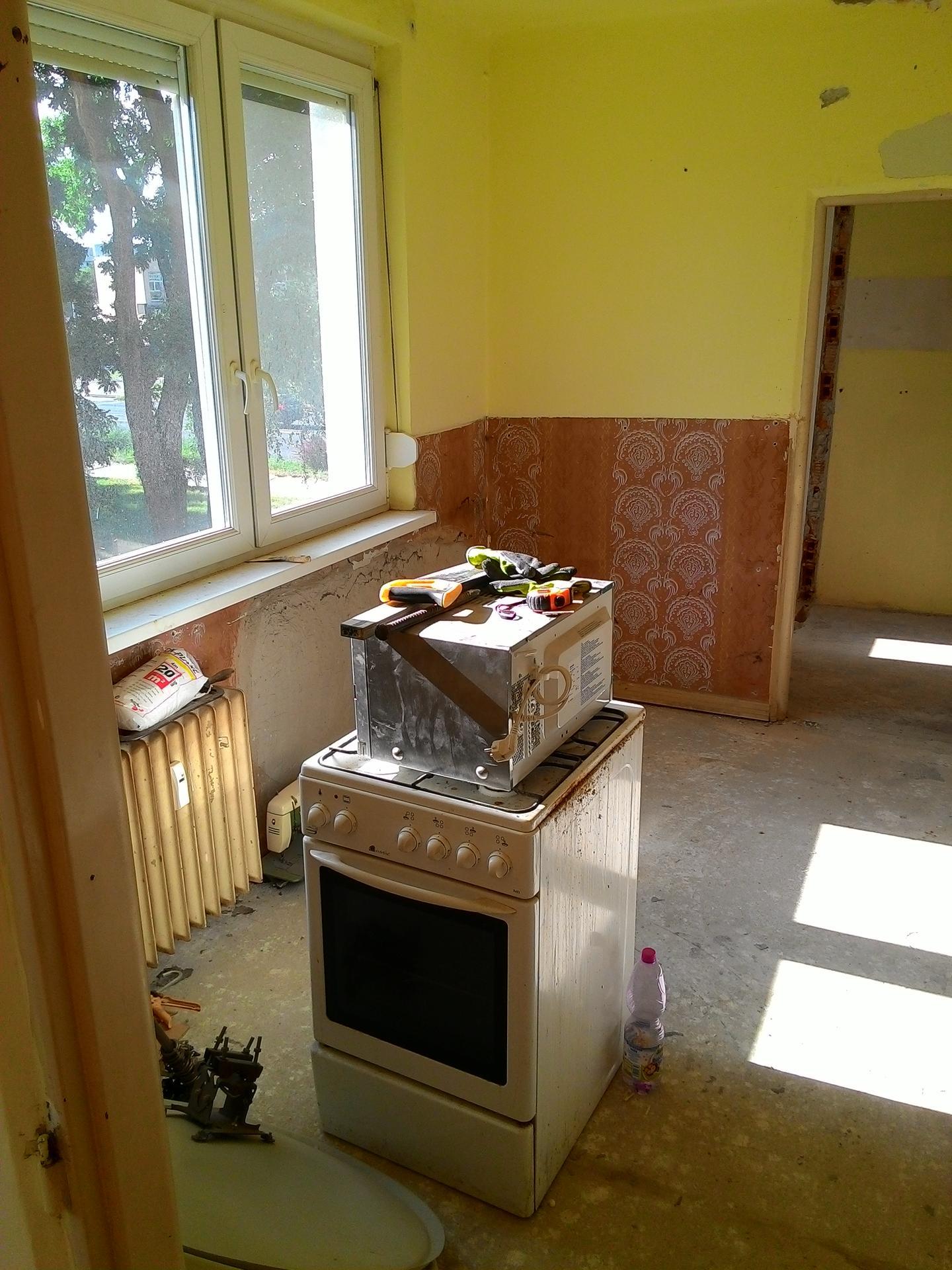 Kompletná rekonštrukcia bytu - Obrázok č. 30