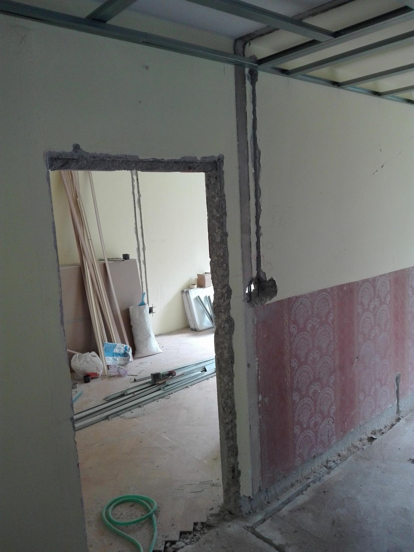 Kompletná rekonštrukcia bytu - Obrázok č. 47