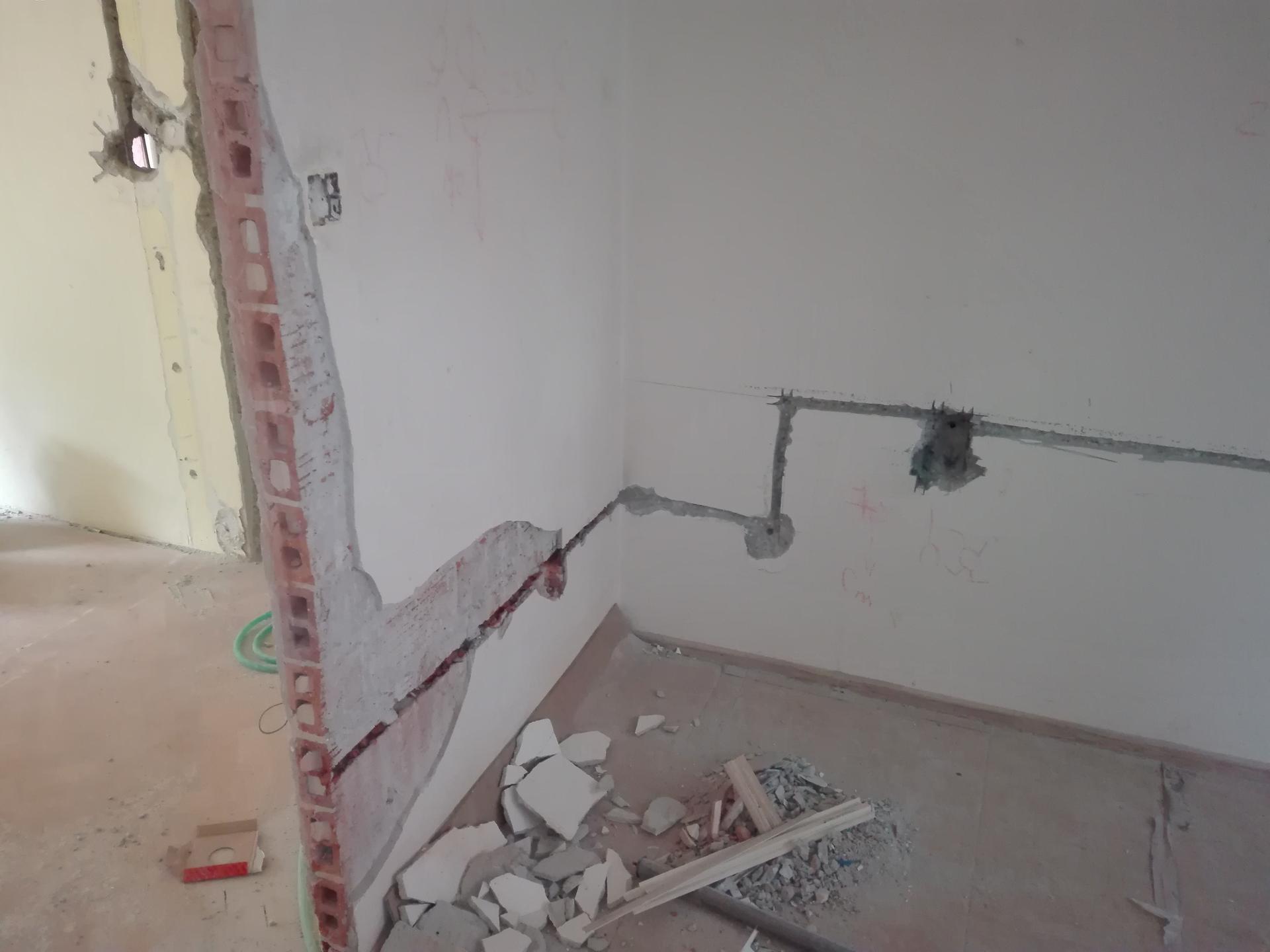 Kompletná rekonštrukcia bytu - Obrázok č. 71