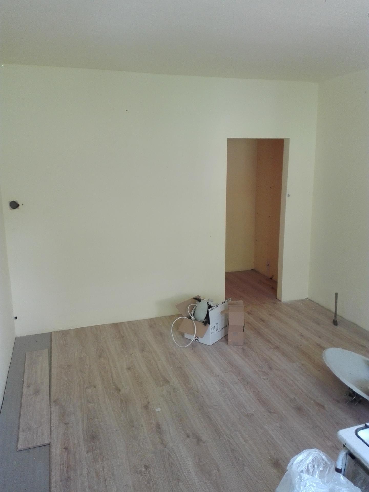 Kompletná rekonštrukcia bytu - Obrázok č. 21