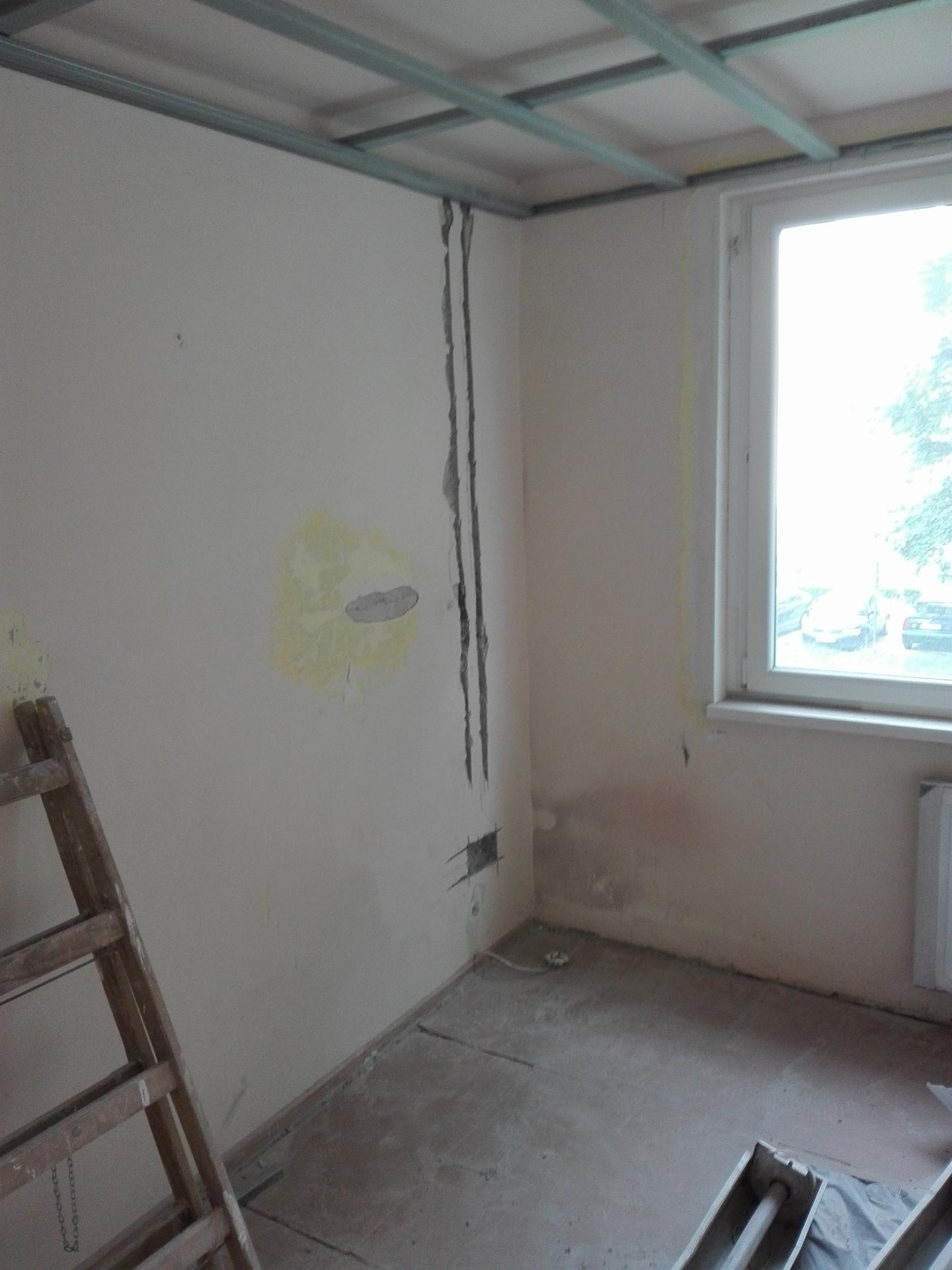 Kompletná rekonštrukcia bytu - Obrázok č. 43