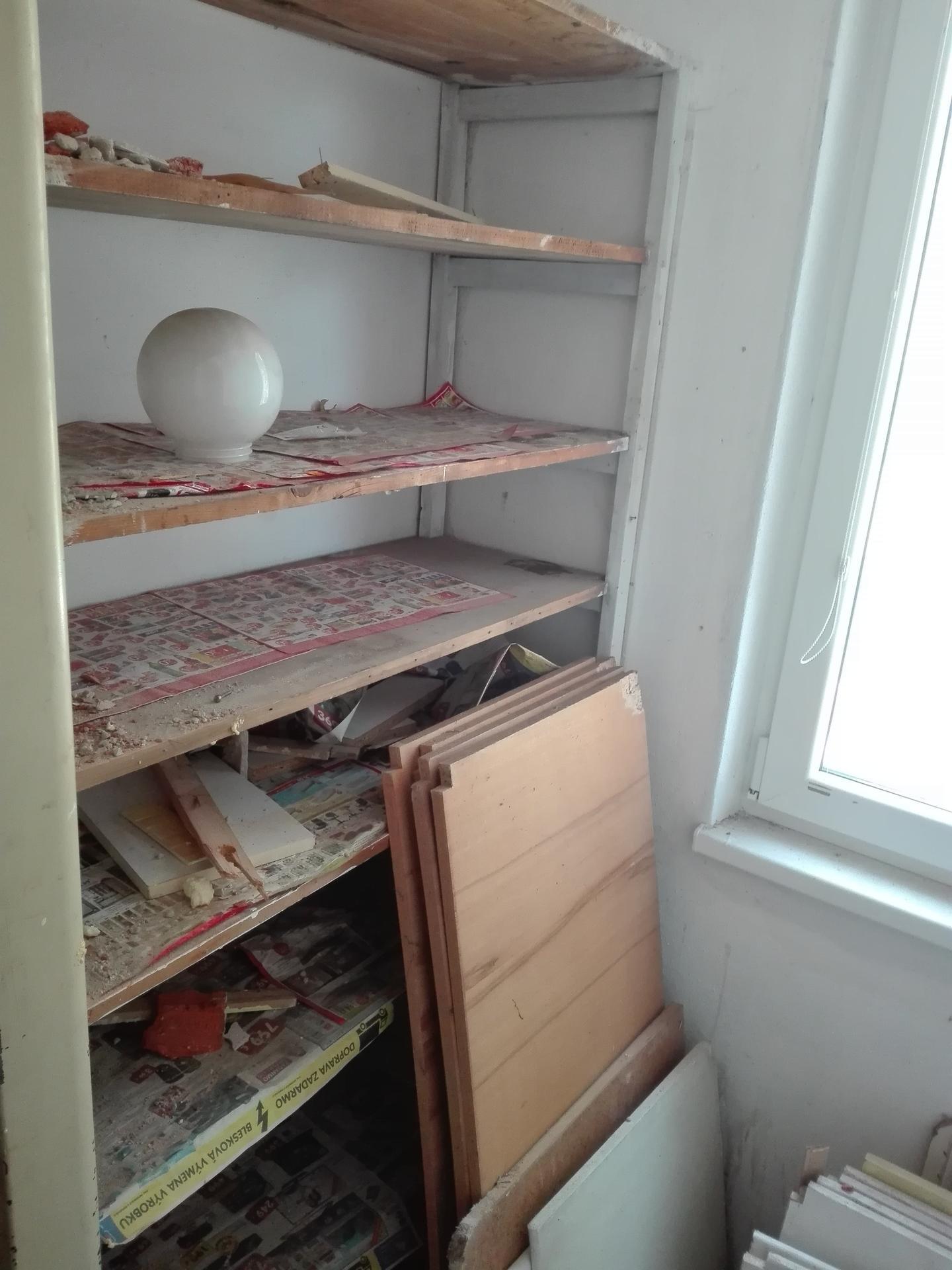 Kompletná rekonštrukcia bytu - Obrázok č. 17