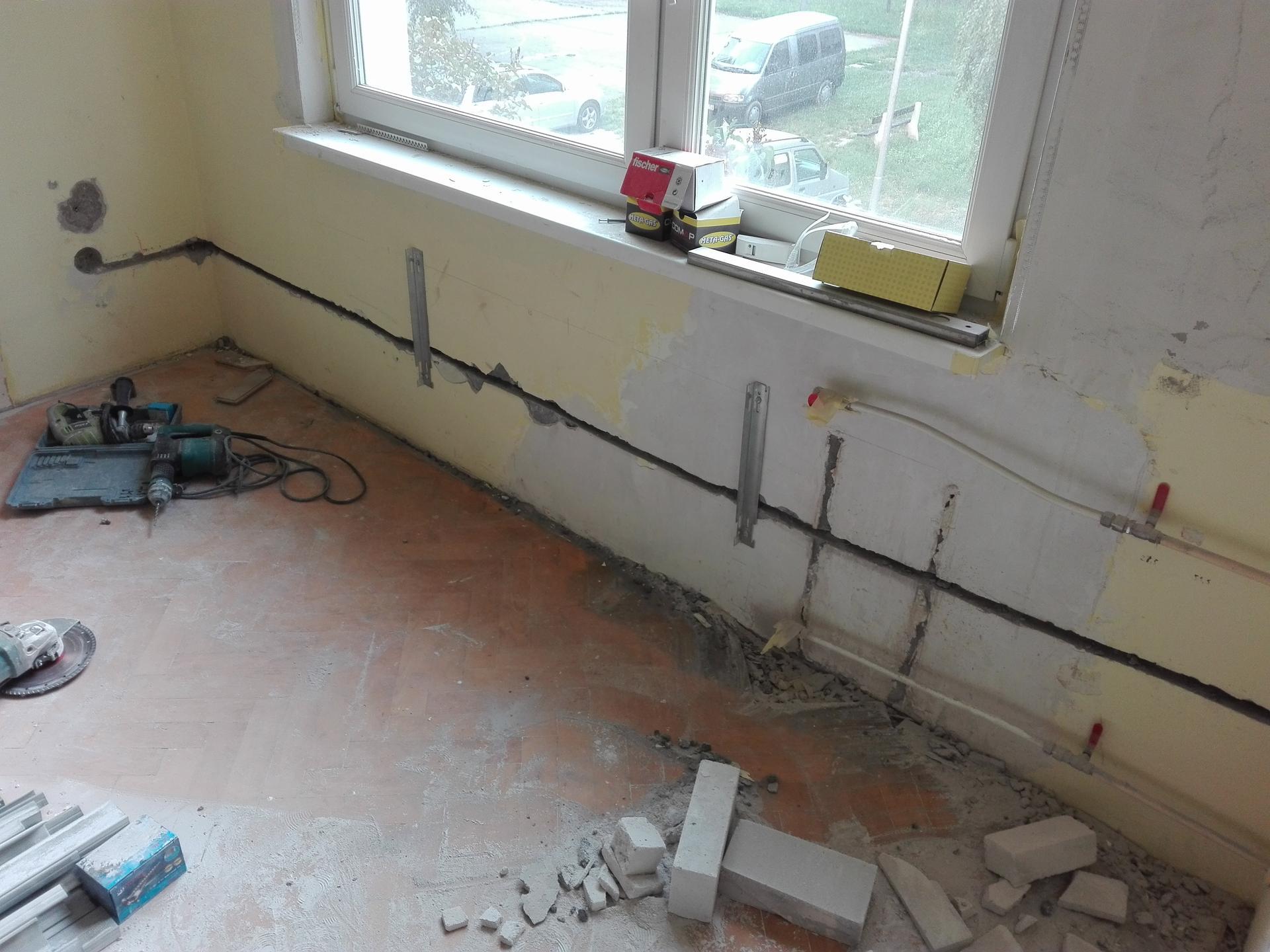 Kompletná rekonštrukcia bytu - Obrázok č. 62