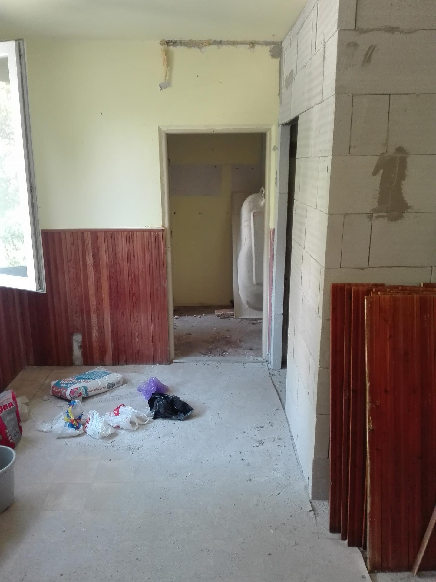 Kompletná rekonštrukcia bytu - Obrázok č. 13
