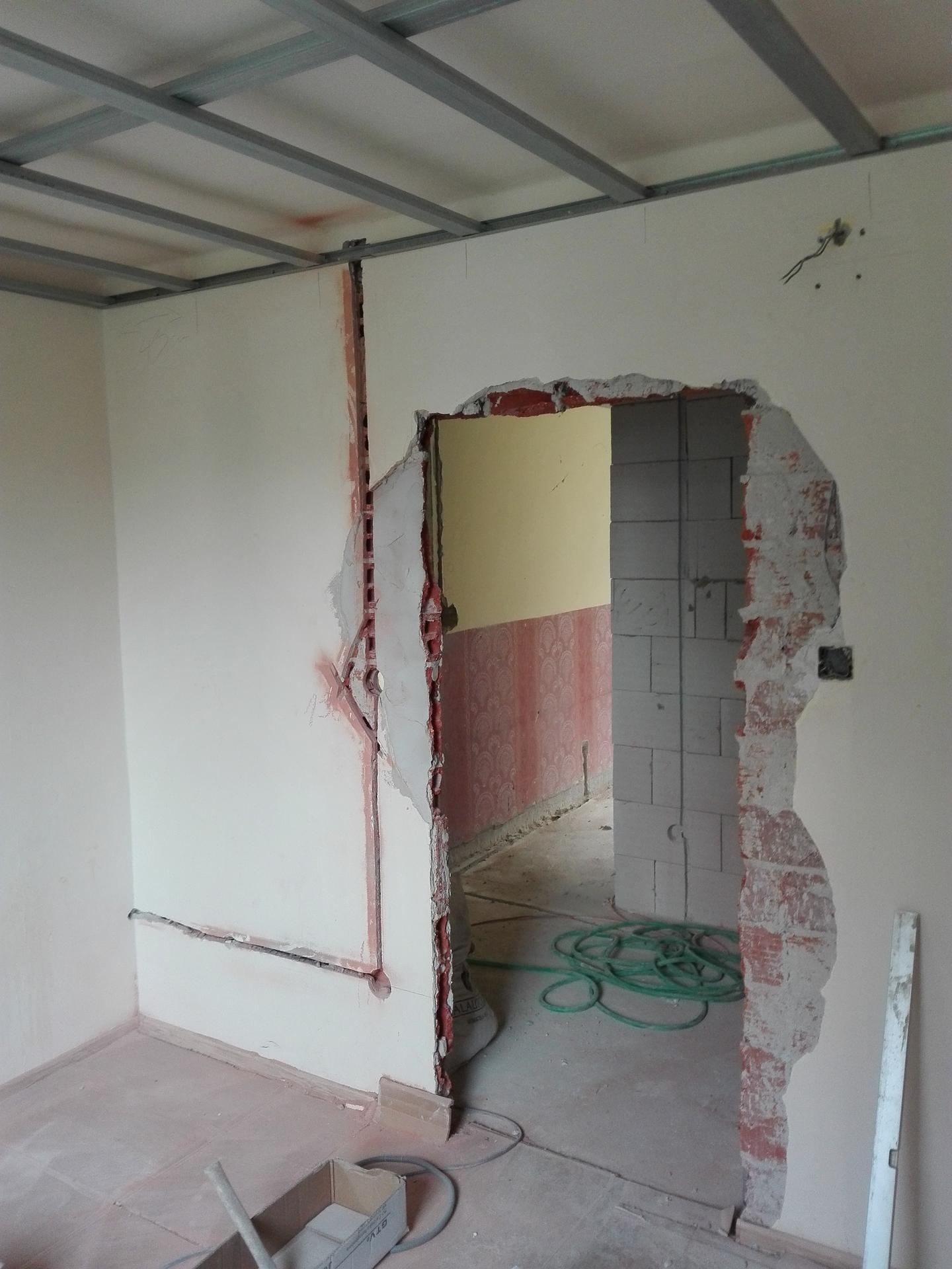 Kompletná rekonštrukcia bytu - Obrázok č. 44