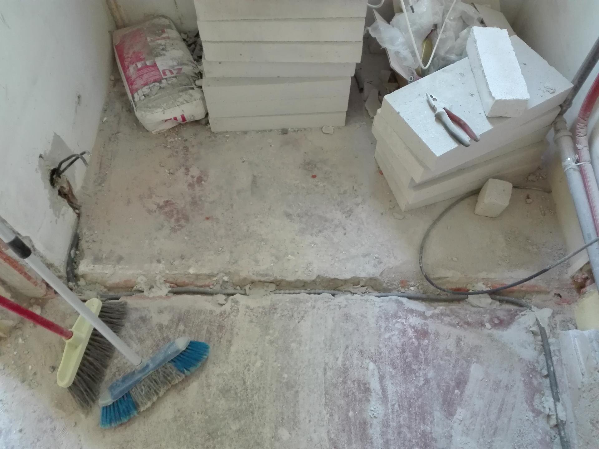 Kompletná rekonštrukcia bytu - Obrázok č. 82