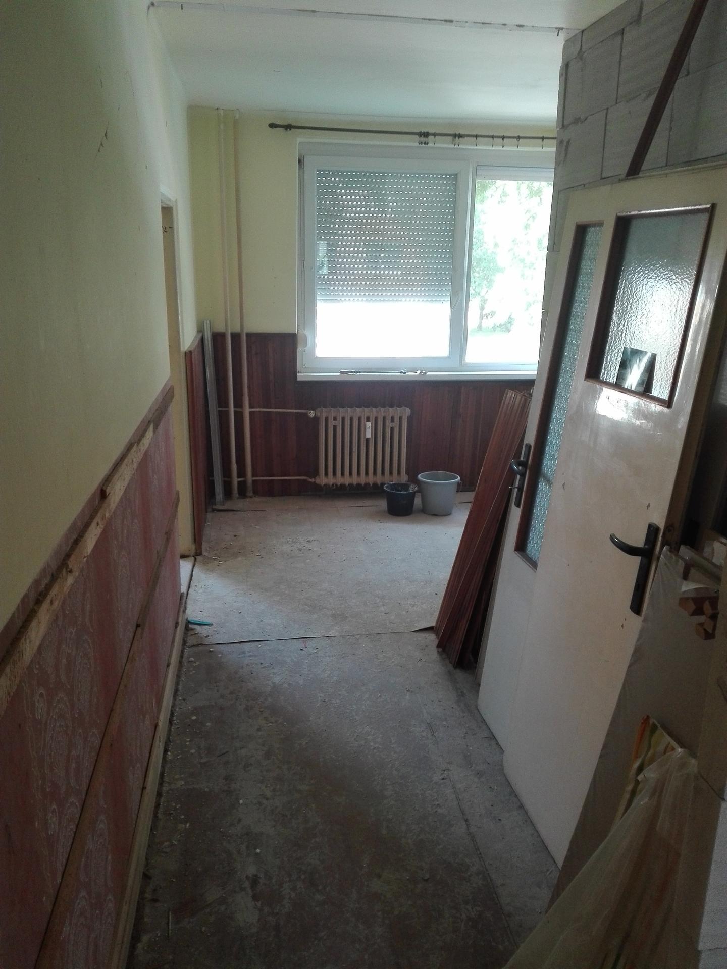 Kompletná rekonštrukcia bytu - Obrázok č. 12