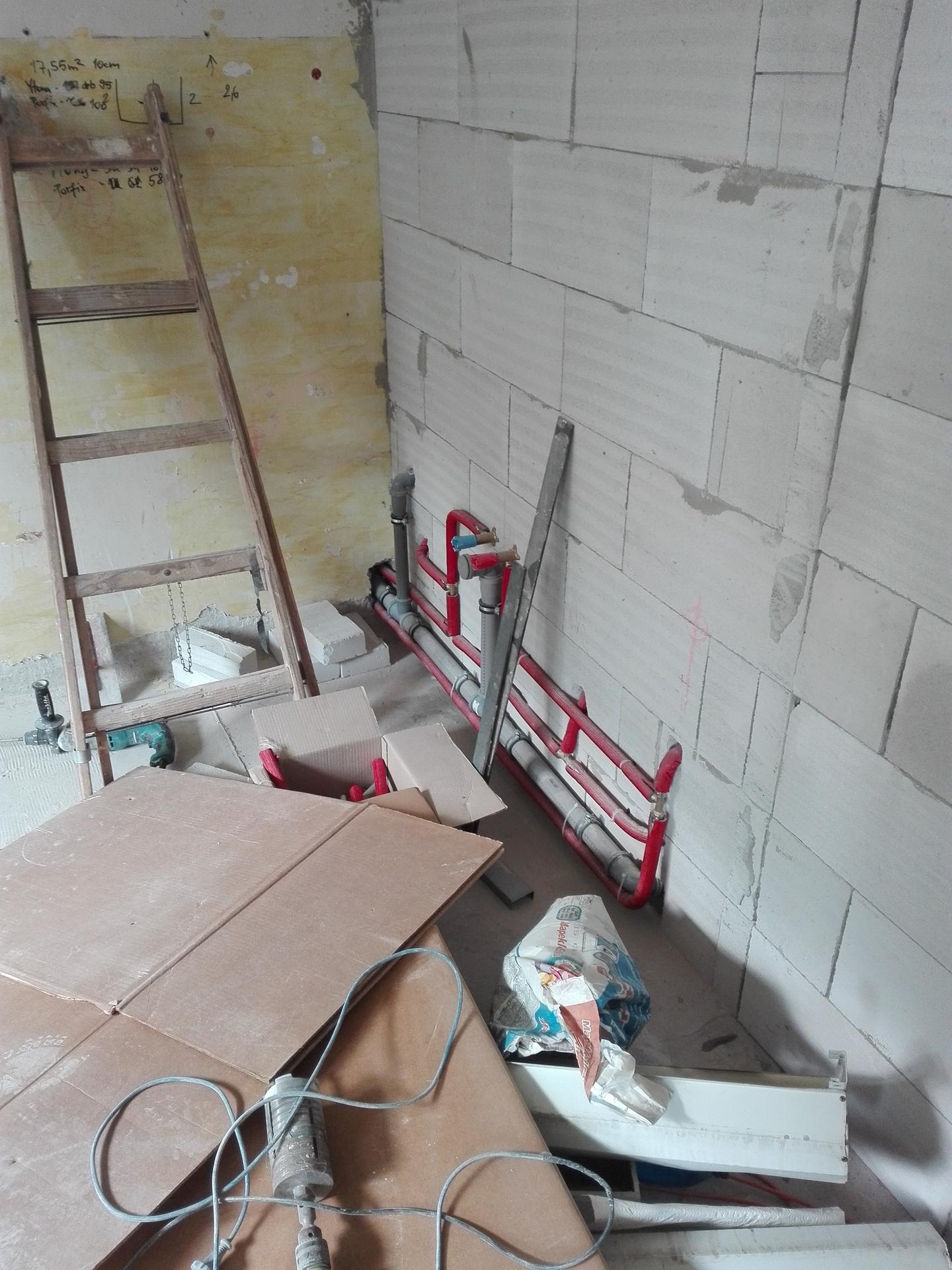 Kompletná rekonštrukcia bytu - Obrázok č. 52