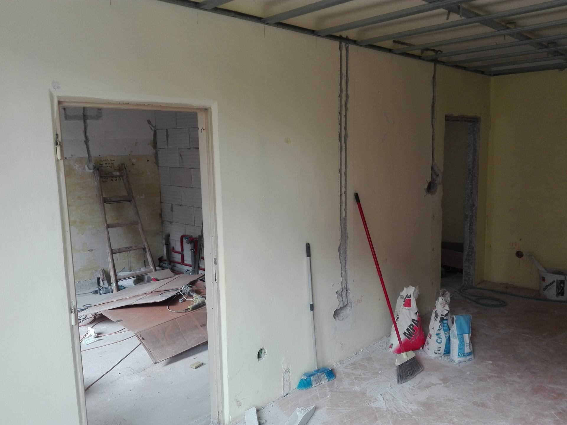 Kompletná rekonštrukcia bytu - Obrázok č. 65