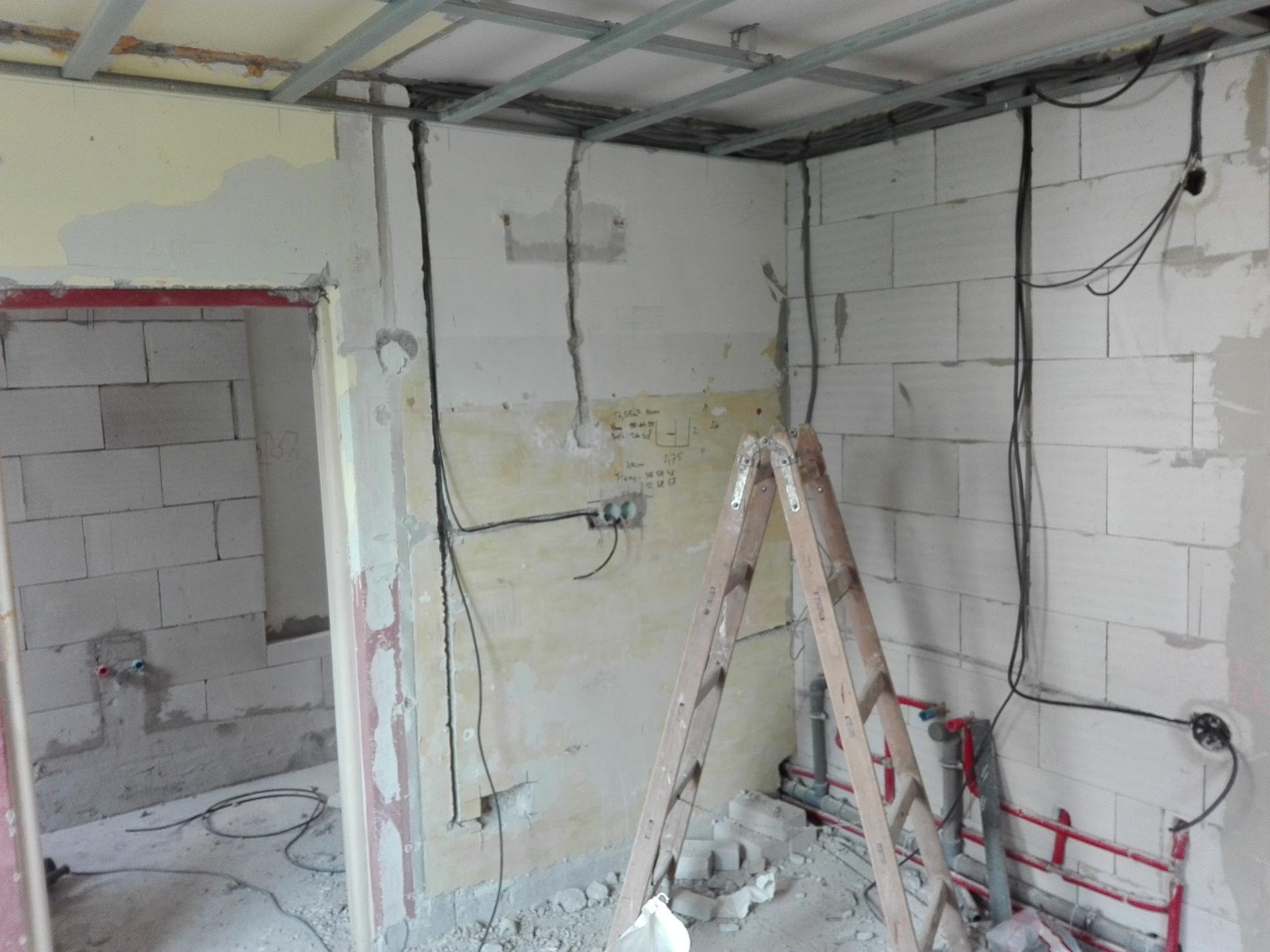Kompletná rekonštrukcia bytu - Obrázok č. 77