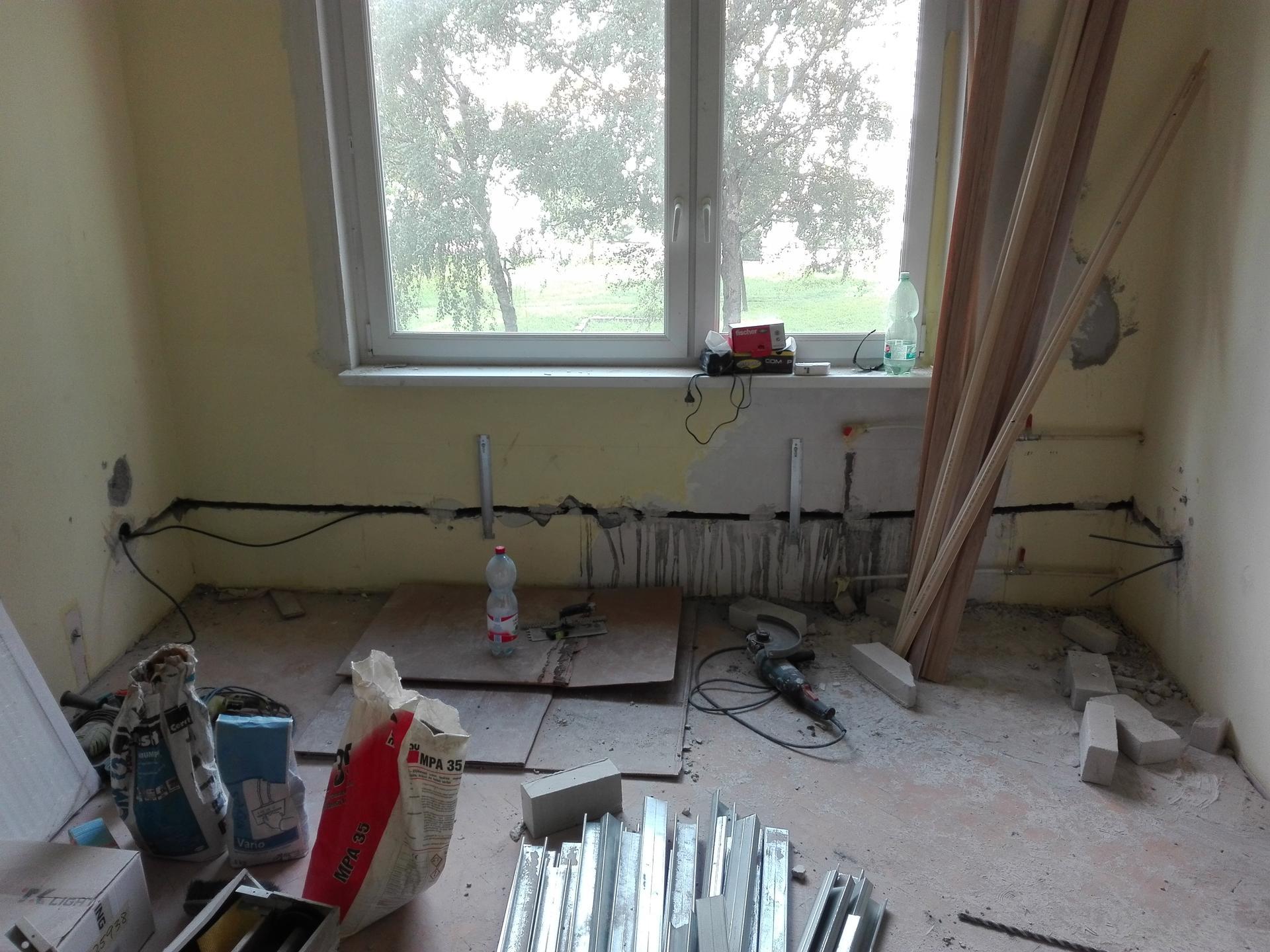 Kompletná rekonštrukcia bytu - Obrázok č. 74