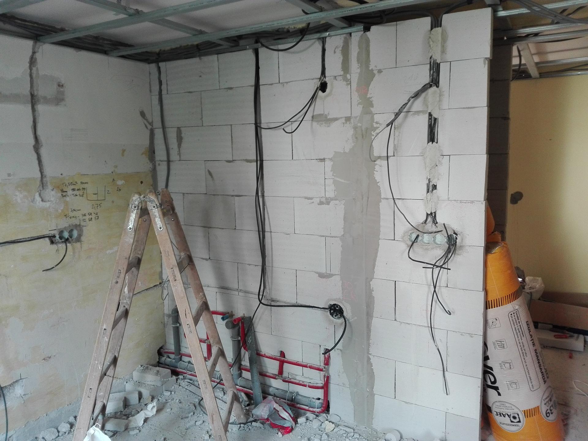 Kompletná rekonštrukcia bytu - Obrázok č. 76
