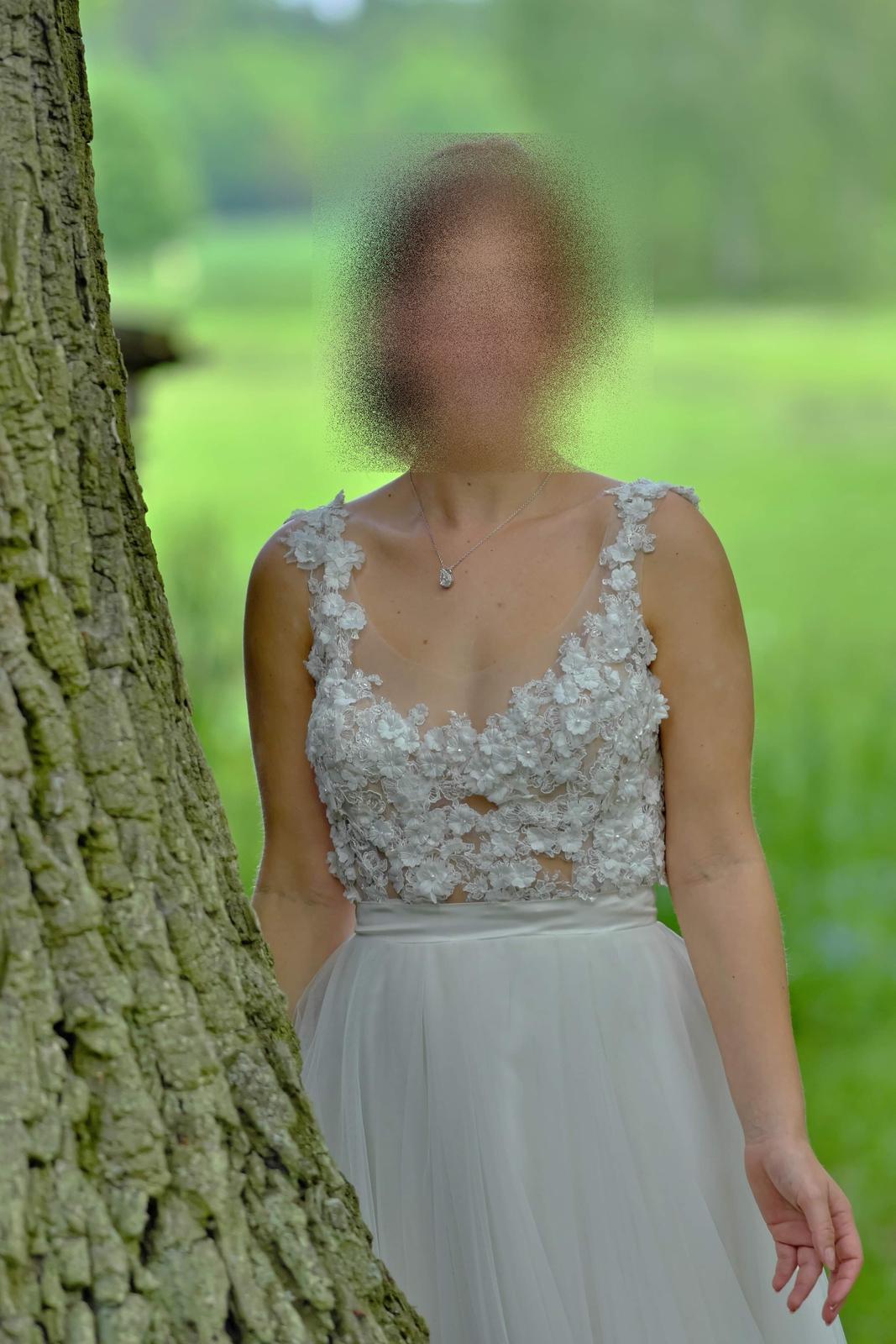 Svatební body + 2 sukně - Obrázek č. 1