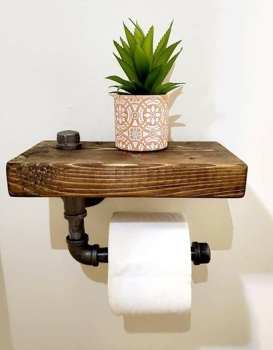 Naša rustikálna kúpeľňa - Obrázok č. 8