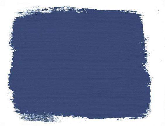 Moje kráľovstvo v kráľovskej modrej. - farba linky