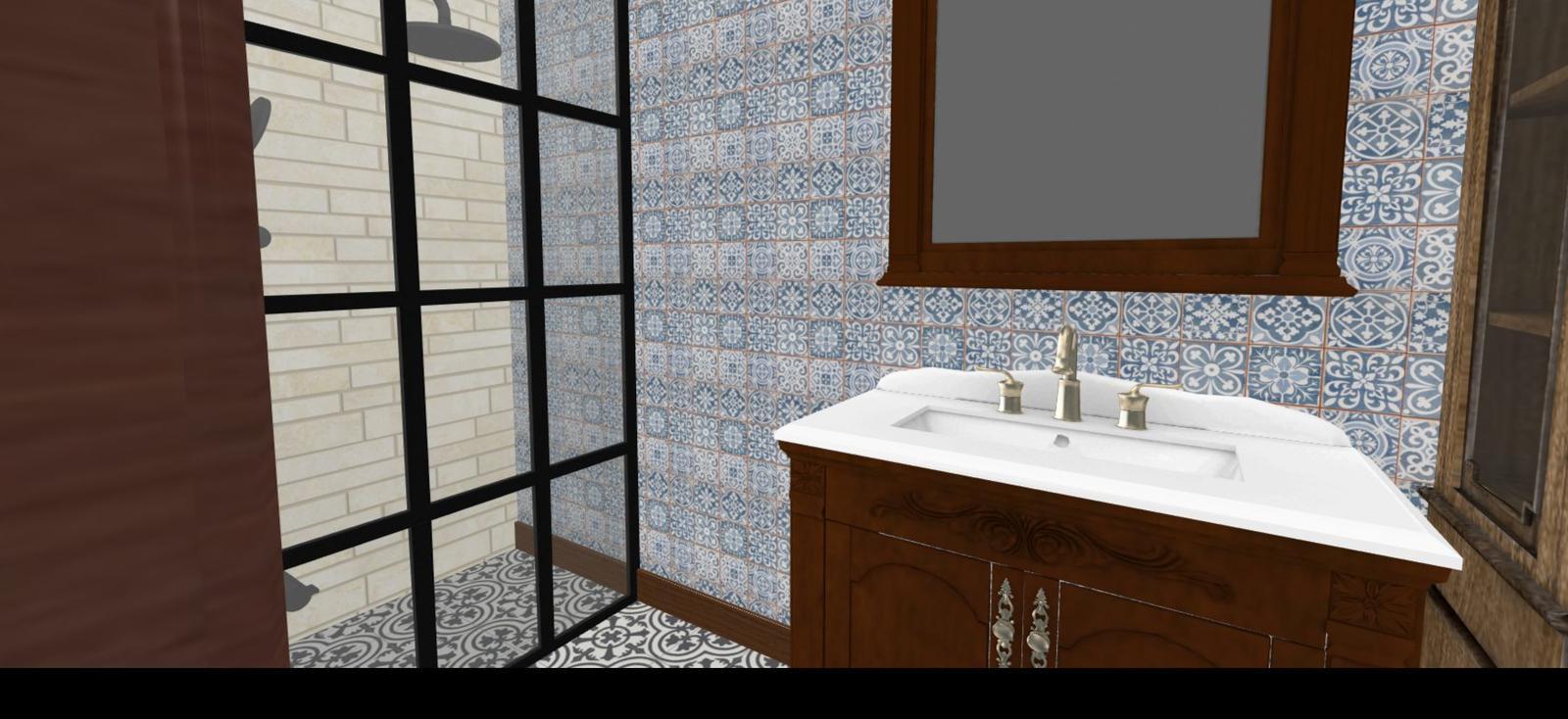 Naša rustikálna kúpeľňa - Obrázok č. 17