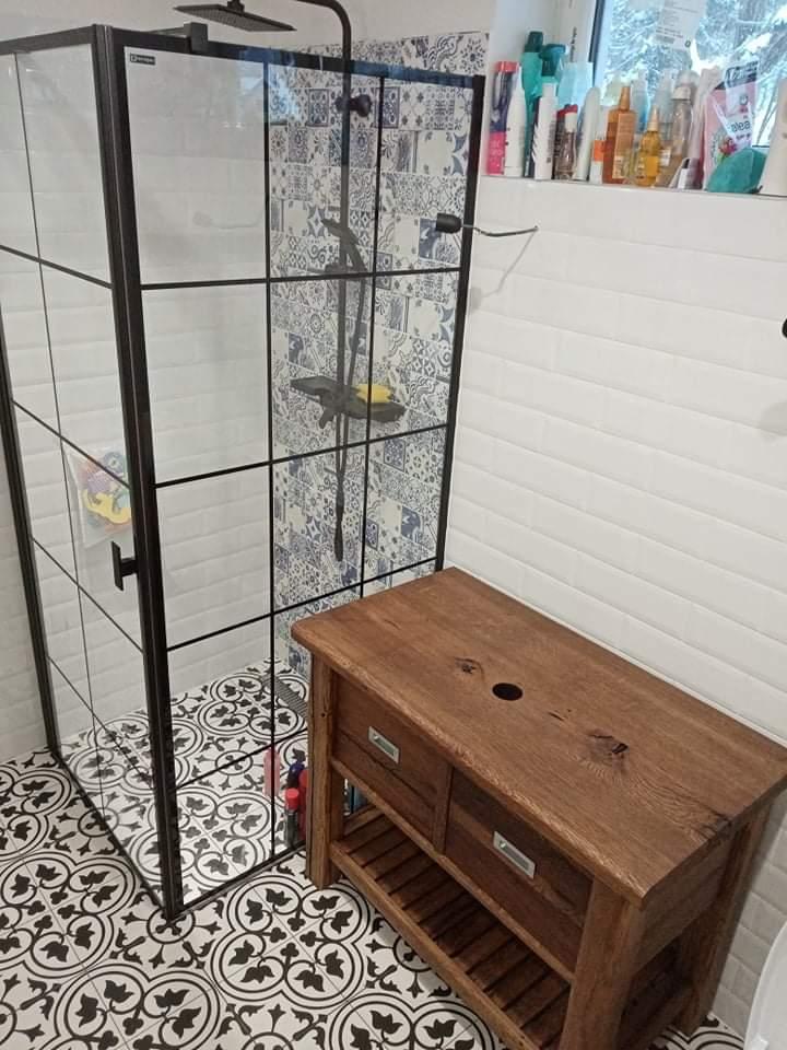 Naša rustikálna kúpeľňa - Obrázok č. 44