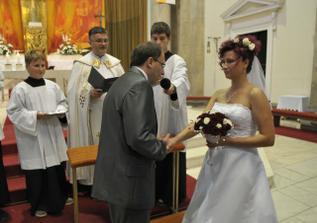 Jirka pronáší manželský slib