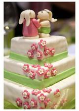 náš králičí dortík...