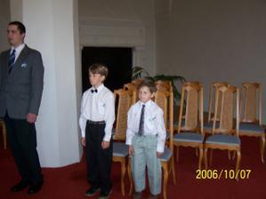 Tomáš a Jakub