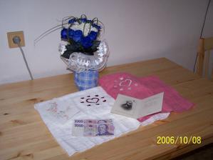 První dárečky