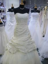 další šaty z té nové kolekce,bohužel,už jsem je nestihla vyzkoušet...