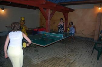 I ping-pong byl.
