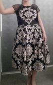 Společenské šaty Chi Chi London vel. M/L, 42