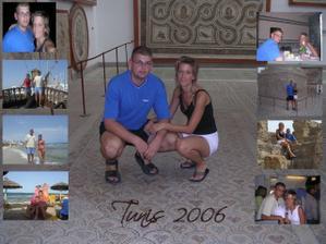 My dva na dovolené vloni v Tunisku