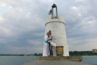 na svatební cestě v Bulharsku