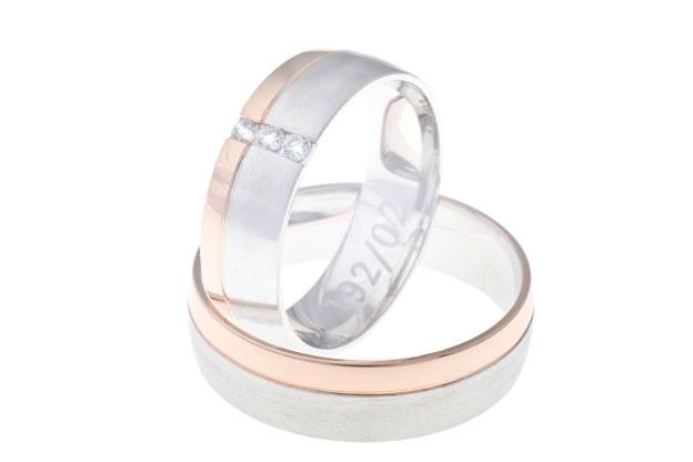 Bude svadba :) - Naše prstienky